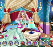 Hra - Elsa Wedding Honey Room