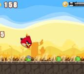 Hra - AngryBirdsBangBangBang