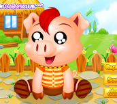 Hra - BabyPigSalon