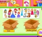 Hra - Baby Barbie Homework Slacking