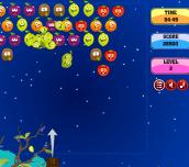 Hra - Bubble Shooter Fruits