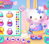 Hra - Hello Kitty Prom Prep