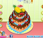 Hra - CakeDecoratingContest