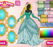 Hra - DisneyPrincessDressDesign