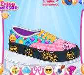 Hra - BarbieDesignMyEmojiShoes