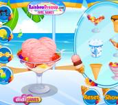 Hra - Home-made Ice-cream