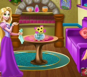 Hra - RapunzelRoomCleaning