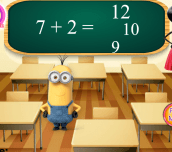 Hra - Minion School Test