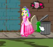 Hra - Princess Juliet Sewer Escape