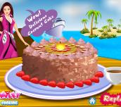Hra - Barbie Coconut Cake Deco