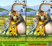Hra - Madagascar Differences