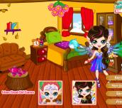 Hra - RainbowFairyRoomMakeover