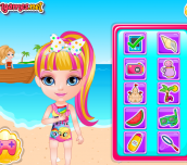 Hra - Baby Barbie Beach Slacking