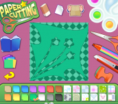Hra - PaperCutting