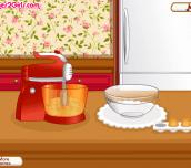 Hra - CookingFrenzyChurroIceCreamSandwich