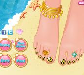 Hra - SummerFeet