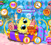 Hra - Spongebob&PatrickBabies