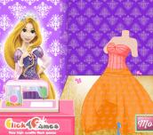 Hra - RapunzelDreamDress