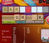 Hra - Scrabble Sprint