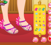 Hra - PrincessMulanShoesDesigner
