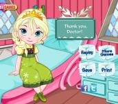 Hra - Elsa After Surgery Caring