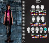 Hra - Cyberpunkfashiondressupgame