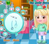 Hra - Baby Hazel Doctor Dressup