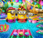 Hra - MinionsPoolParty