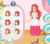 Hra - Ariel's High School Crush