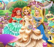 Hra - RapunzelWeddingParty