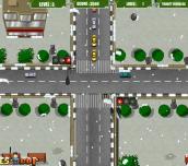 Hra - Christmas Traffic