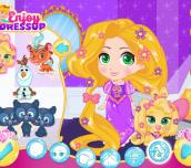 Hra - Chibi Princess Maker