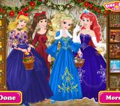 Hra - Disney Princess Christmas Eve