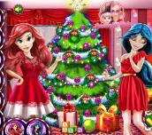 Hra - Disney Princesses & The Perfect Christmas Tree