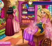 Hra - RapunzelDesignRivals