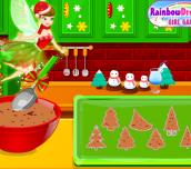 Hra - Christmas Tree Cookies