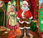 Hra - Santa Christmas Tailor