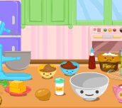 Hra - GingerbreadCookieChristmasTree