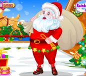 Hra - Santa At The Spa