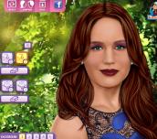 Hra - Jennifer Lawrence Make-Up
