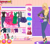 Hra - BarbieBeautyQueen