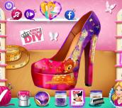 Hra - Cinderella'sDisneyShoes