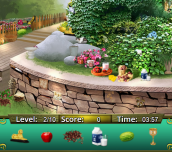 Hra - Garden Secrets Hidden Objects