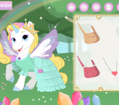 Hra - Starlily My Magical Unicorn Magical Makeover