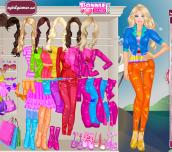 Hra - ShoppingBarbieDressUp