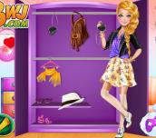 Hra - Barbie'sClosetMakeover