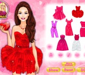 Hra - Barbie's Date on Valentine's Day