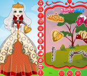 Hra - Ever After High Dragon Games Apple White