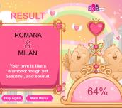 Hra - Love Percentage