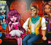 Hra - Monster High After School Party